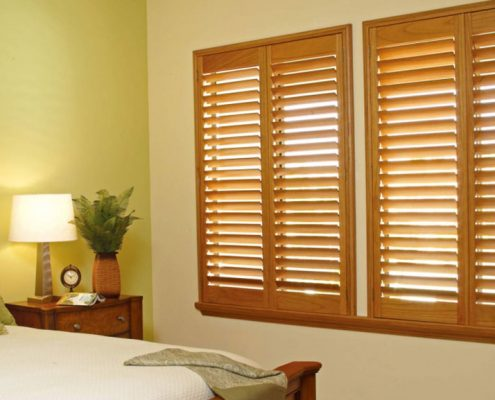 Plantation Shutters | Featured Image for Plantation Shutter Cleaning & Maintenance Blog
