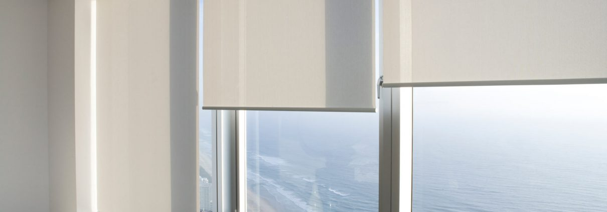 Image of sun screen blinds | Featured image for shopping for blinds in Melbourne.