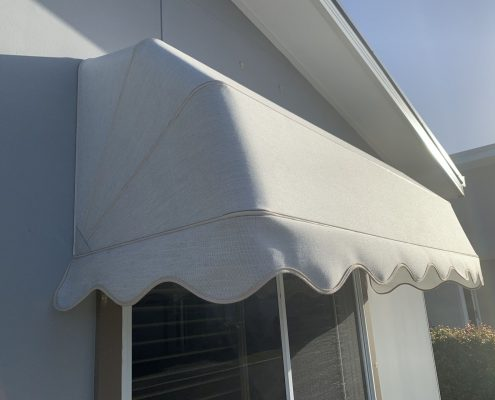 Fixed canopy awnings | Ublinds
