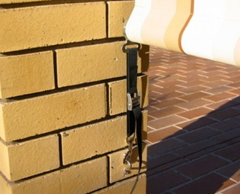 Straight drop awnings   Ublinds