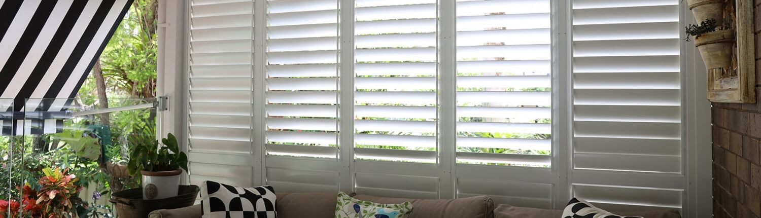 White Venetian Blinds | Featured Image for Home