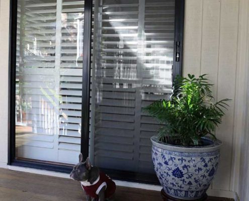 Secureforce with Shutters | UBlinds