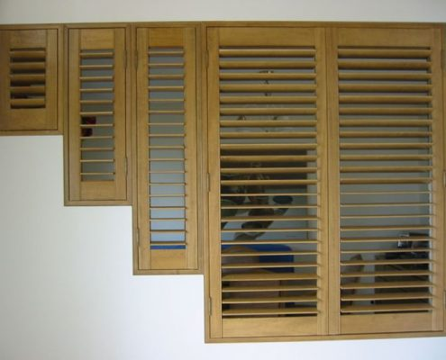 Shaped Unusual Timber Shutters | Featured image for Gallery Showcase landing page