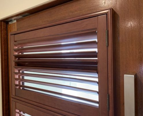 Timber L Frame Shutters | Featured image for Gallery Showcase landing page