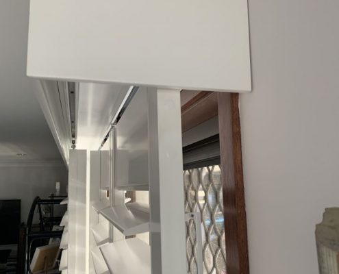 White PVC Sliding Shutters | Featured image for Gallery Showcase landing page