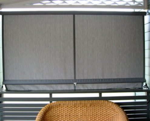 Spring Straight Drop Blinds | Featured image for Gallery Showcase landing page